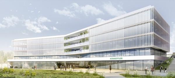 Schaeffler construit un laboratoire central ultramoderne
