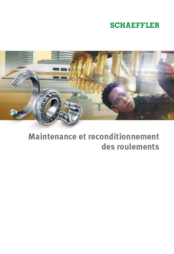 Maintenance et reconditionnement des roulements
