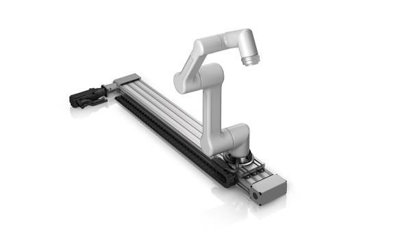 Schaeffler propose des modules linéaires Plug & Play comme extension de portée.