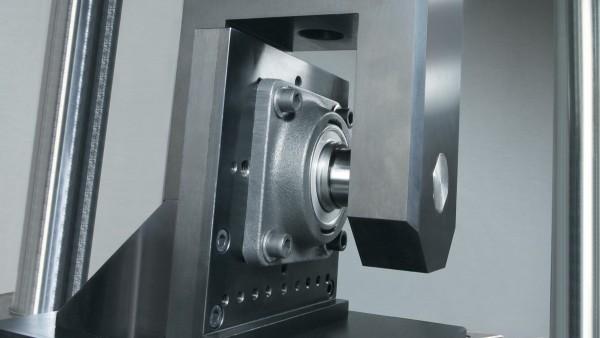 Les propriétés des roulements sont vérifiées dans des laboratoires d'essai modernes.
