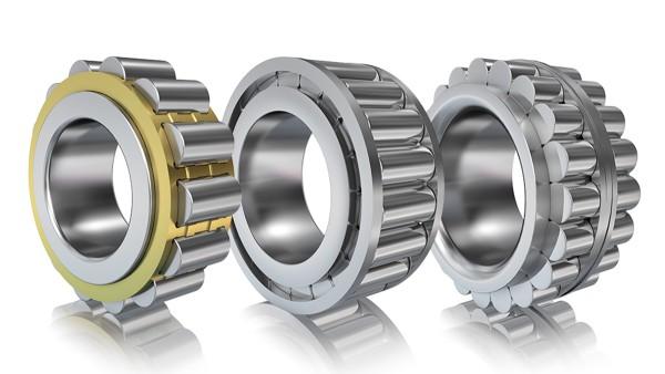 Planétaires: Roulement à rouleaux cylindriques FAG RN (palier direct), roulement à rouleaux cylindriques jointifs INA RSL (palier direct), roulement à rouleaux cylindriques jointifs à deux rangées INA RSL (palier direct)