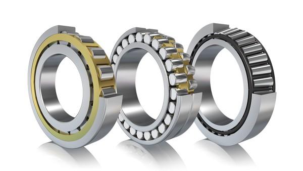 Arbre de sortie: Roulement à rouleaux cylindriques FAG, roulements à rotule sur deux rangées FAG, roulement à rouleaux coniques FAG