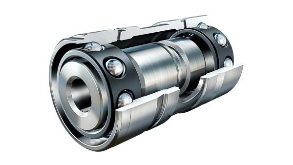 Roulements dans le turbocompresseur