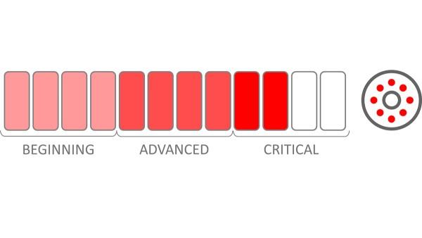 Le service Schaeffler ne fournit pas de données complexes, mais de simples recommandations représentées par trois éléments.