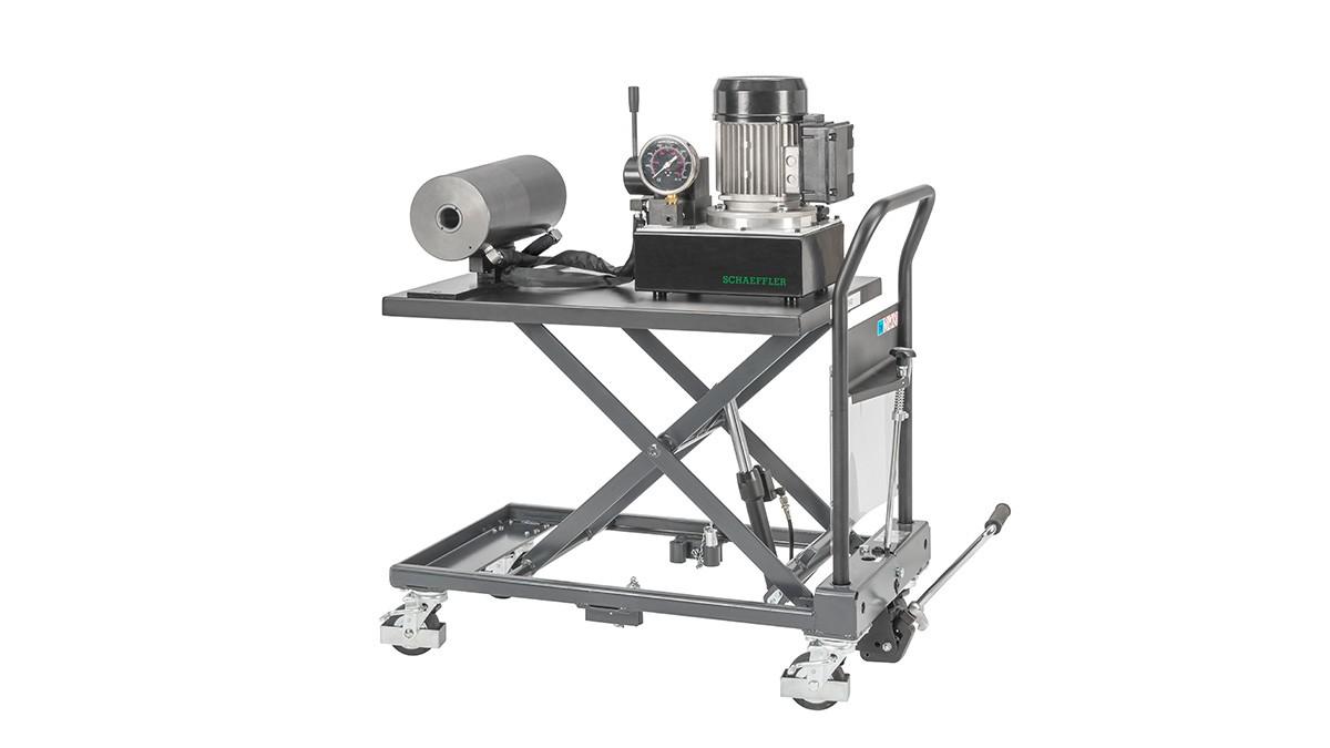 Produits de maintenance Schaeffler: Groupe hydraulique mobile