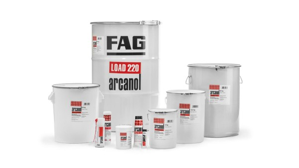 Produits de maintenance Schaeffler: Lubrifiants
