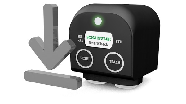 Service et support Schaeffler SmartCheck