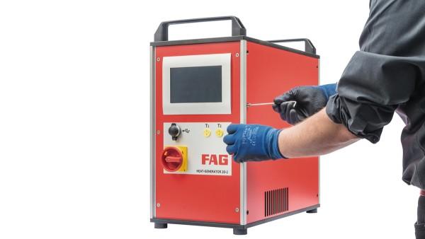 Offre de services de montage et de démontage: Entretien et calibrage des outils