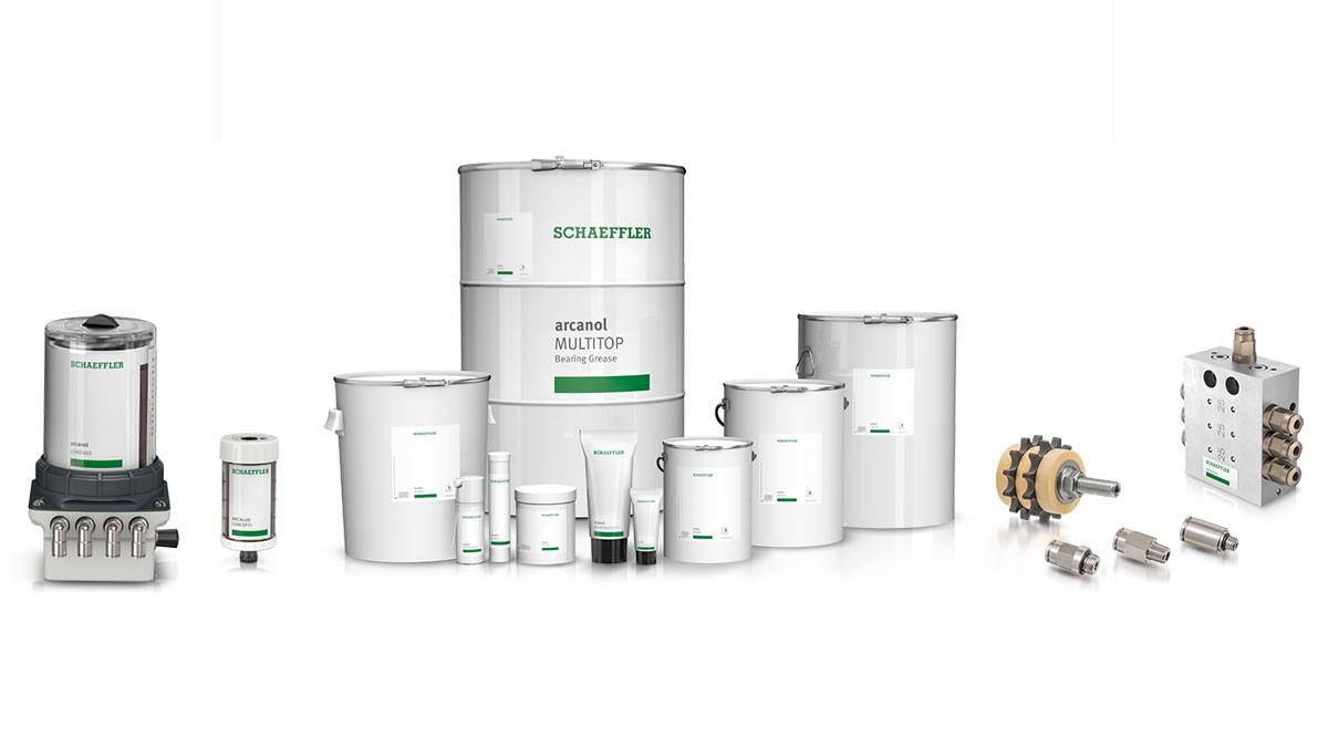 Découvrez nos solutions de graissage : des graisseurs automatiques à la surveillance des lubrifiants, aux lubrifiants adaptés et jusqu'aux conseils d'experts.
