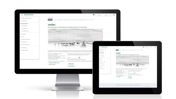 L'outil d'information et de choix des produits pour les roulements, paliers lisses et systèmes de guidage linéaire.
