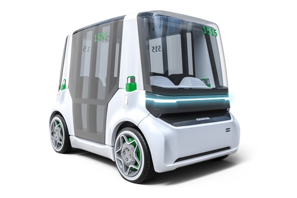 Schaeffler at CES 2019: Schaeffler Mover