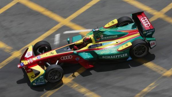Schaeffler utilise la formule E comme zone test pour le développement de technologies d'entraînement automobiles avancées.