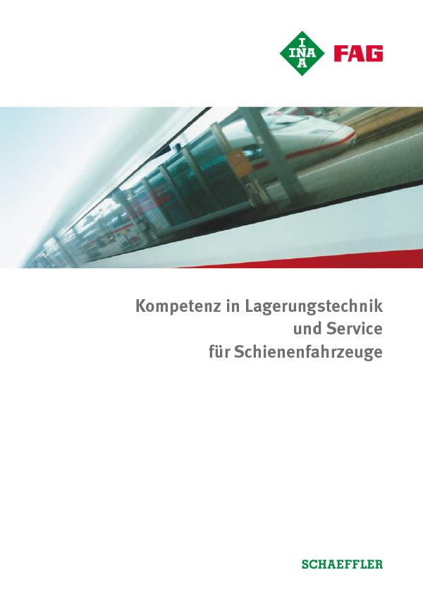 Kompetenz in Lagerungstechnik und Service für Schienenfahrzeuge