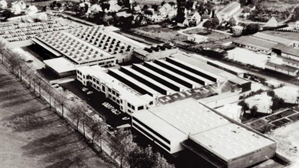 Création d'une usine de fabrication à Haguenau