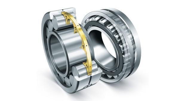 Les roulements à rouleaux cylindriques et les roulements à rotule sur deux rangées de rouleaux de Schaeffler doivent satisfaire des exigences extrêmes à l'intérieur des engins de travaux publics.