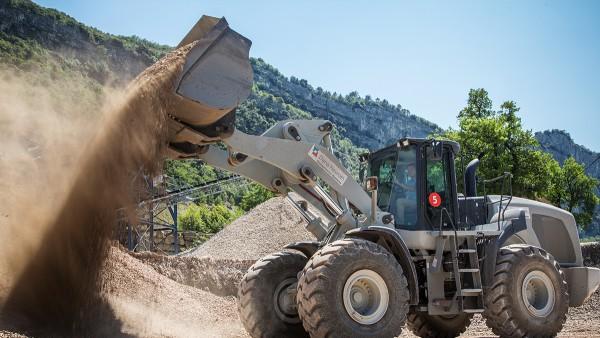 Solutions sectorielles Schaeffler pour les engins de travaux publics