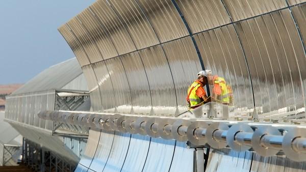 Solutions sectorielles Schaeffler pour le solaire