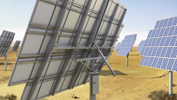 Le photovoltaïque concentré utilise des installations à orientation automatique.