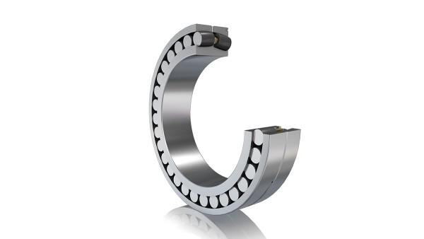 Roulement à rotule sur deux rangées de rouleaux asymétrique FAG (palier fixe)