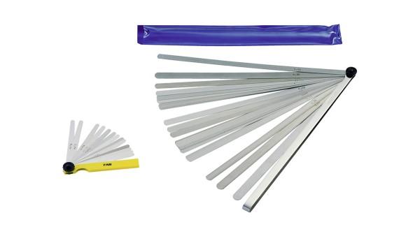 Produits de maintenance Schaeffler: Mesure et contrôle, jeux de lames calibrées