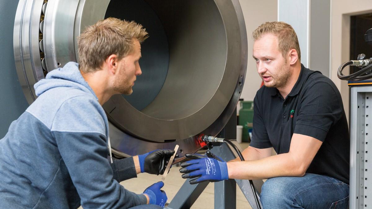 Services de maintenance Schaeffler