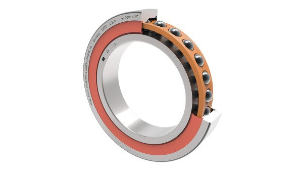 Schaeffler rolling bearings and plain bearings: HCM-Version High-Speed spindle bearings