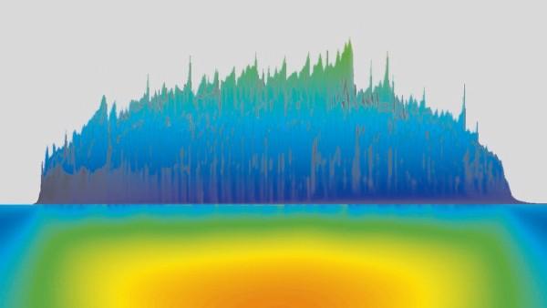 Surface X-life (Exemple : roulements à rouleaux cylindriques)