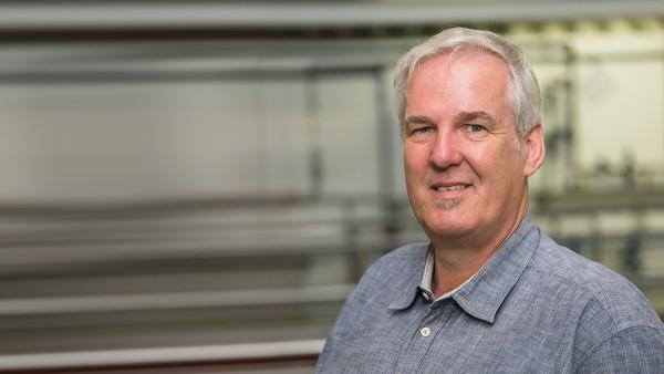 Joachim Dankwardt, directeur adjoint du département Collecte et traitement des eaux au sein du syndicat intercommunal d'approvisionnement en eau Perlenbach