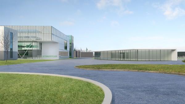 Schaeffler investit 60 millions d'€ dans un nouveau siège social pour les activités d'équipementier automobile à Bühl